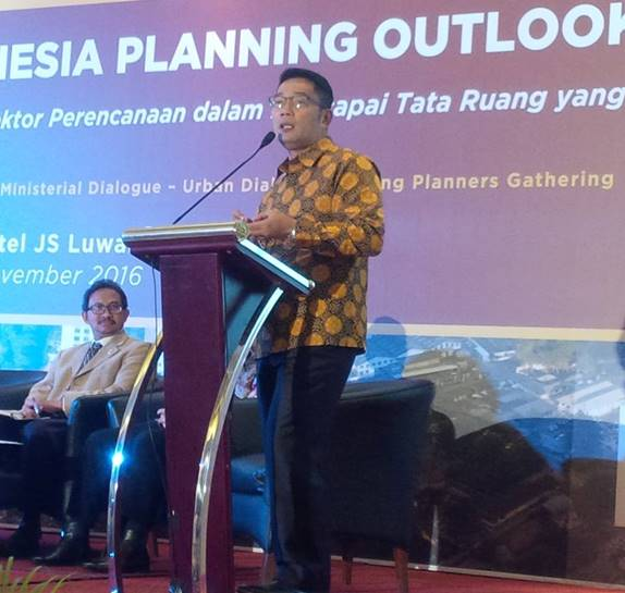 Indonesia Planning Outlook 2017 An Annual Forum Of IAP #2