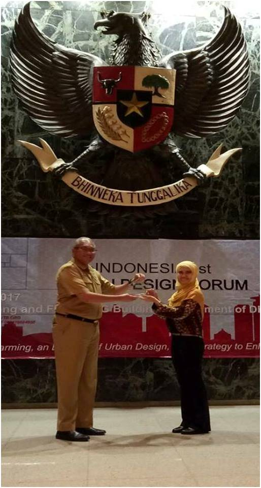 Urban Design Forum-1 With Government Of DKI Jakarta Province